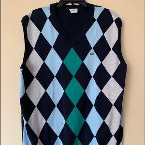 Lacoste Golf Sweater Vest 6